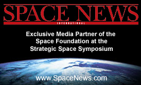 Space News: Exclusive Media Partner of the Space Foundation at Strategic Space Symposium